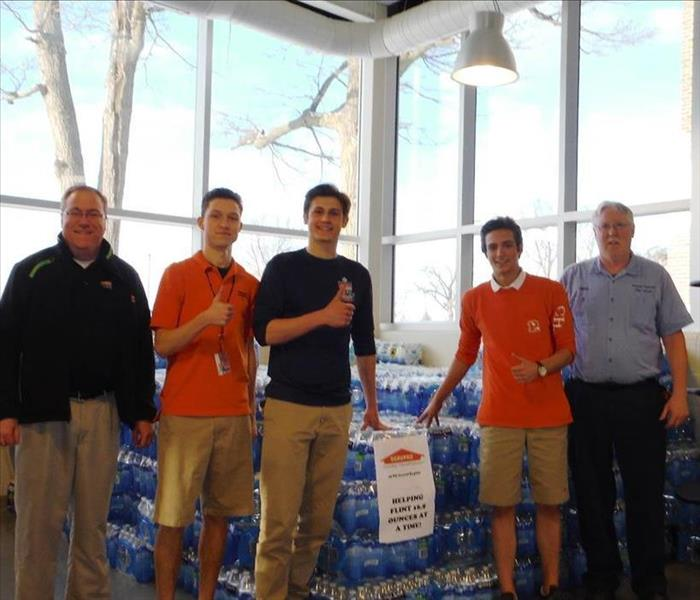 Clean Water to Flint Schools