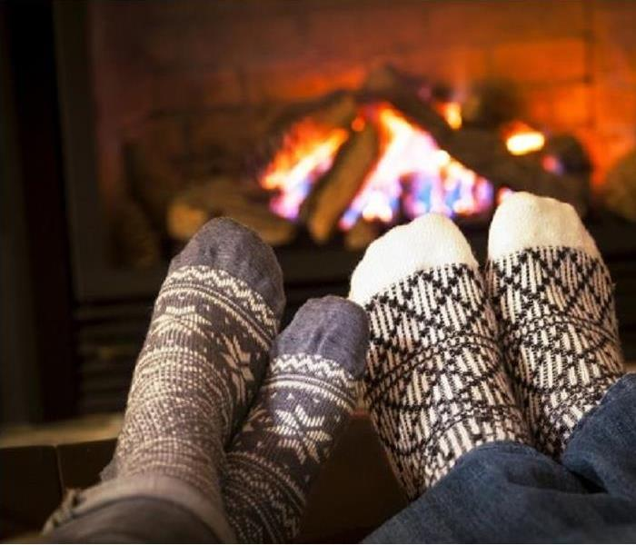 Why SERVPRO Staying warm this winter season without disasters
