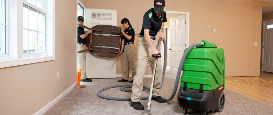 Big Rapids, MI residential restoration cleaning